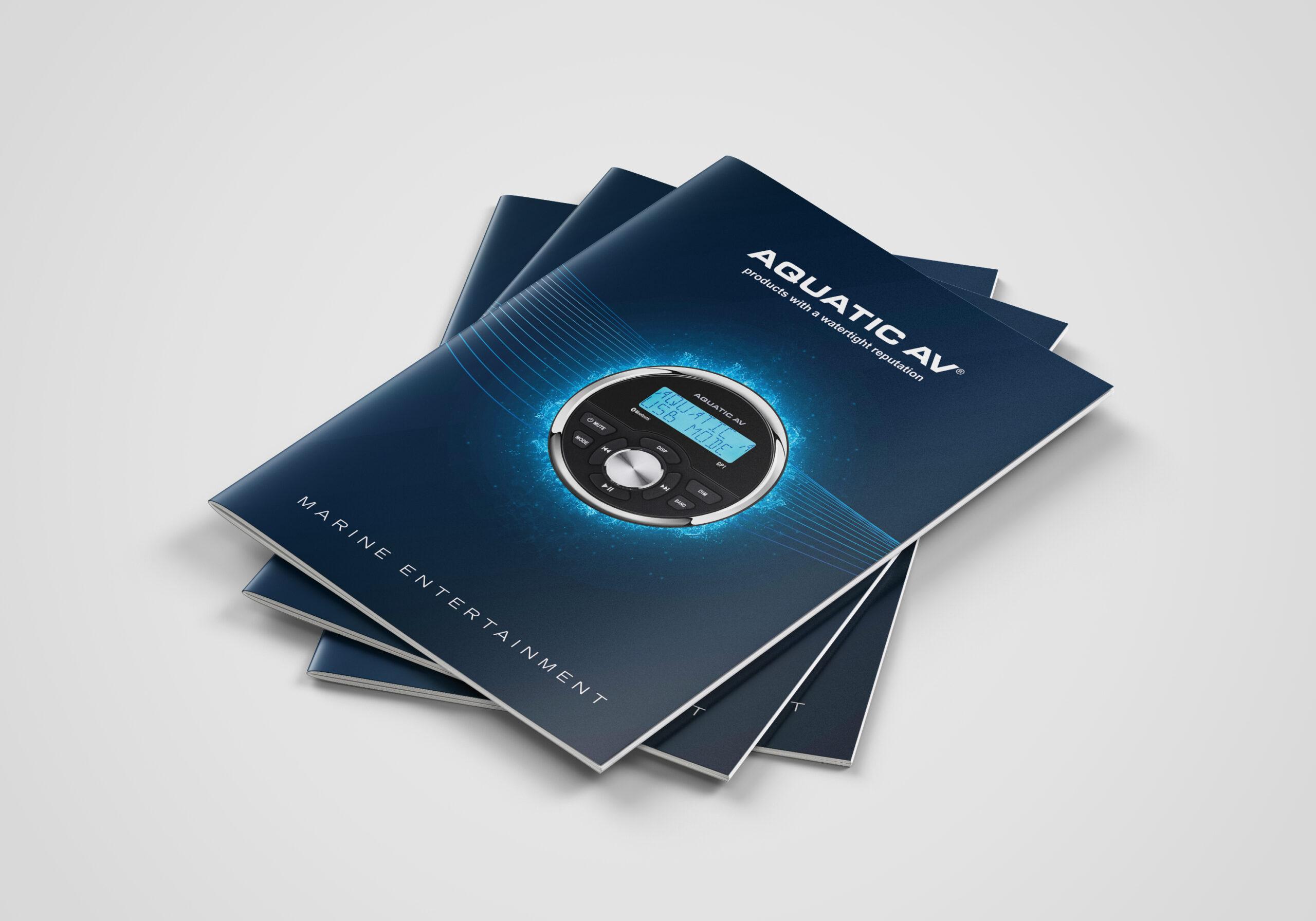 Aquatic AV - Marine Products Brochure